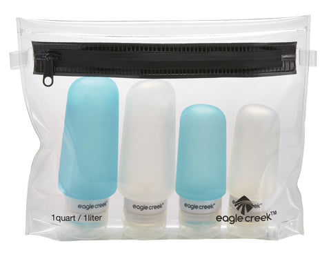 Eagle Creek Silicone Travel Bottle Set
