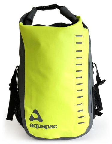 Aquapac Waterproof Daypack 28L- Acid Green