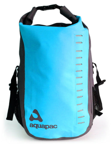 Aquapac Waterproof Daypack 28L- Cool Blue
