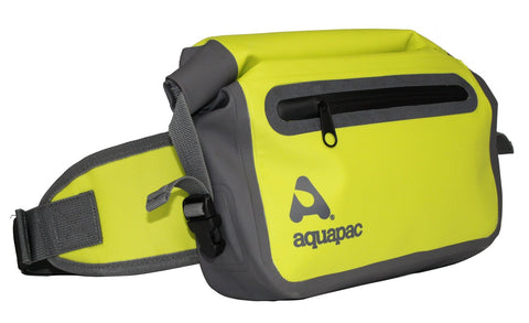 Aquapac Waterproof Waist Pack - Acid Green