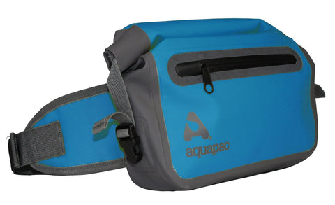 Aquapac Waterproof Waist Pack - Cool Blue