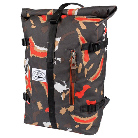 Poler Classic Rolltop 28L Backpack - Pine