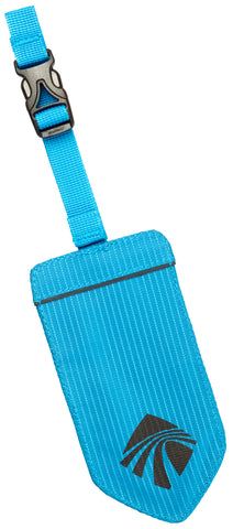 Eagle Creek Reflective Luggage Tag - Brilliant Blue