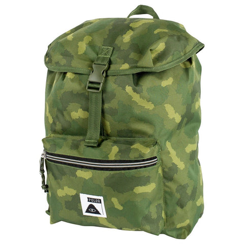 Poler 14L Field Pack - Green Camo