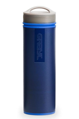 Grayl Ultralight Water Purifier Blue + 2 x Filter Bundle