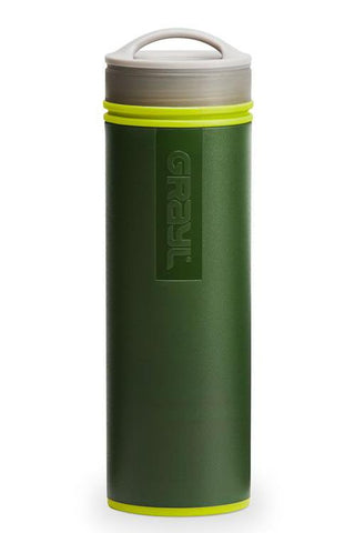 Grayl Ultralight Water Purifier - Green