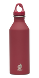 MIZU M8 Soft Touch Bottle 800ml - Red
