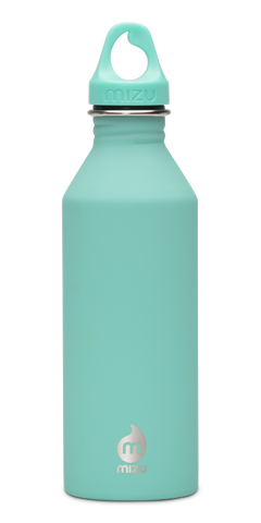 MIZU M8 Soft Touch Bottle 800ml - Spearmint