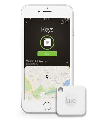 Tile Mate - Track Your Luggage, Keys or Phone