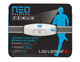 LED Lenser NEO Head Torch - Blue