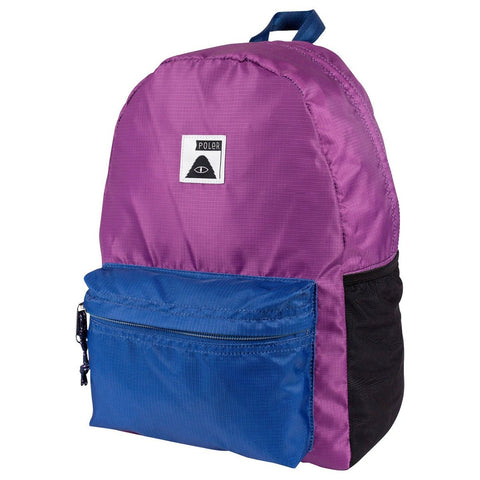 Poler 19L Rambler Pack - Royal Purple