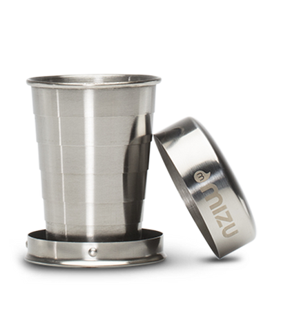MIZU Collapsible shot glass
