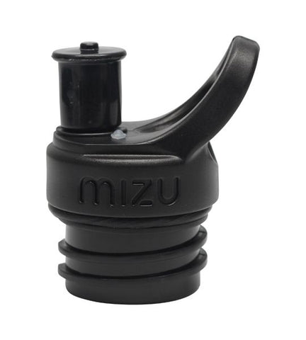 Mizu Sports Cap For M8 Bottles - Black