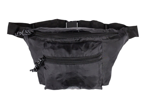 Poler Stuffable Bum Bag 6L - Black