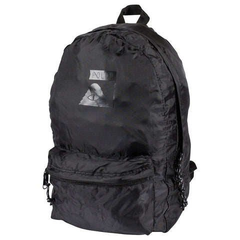 Poler Stuffable Rambler Pack 11L - Black
