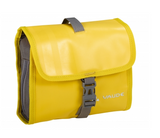 Vaude Aril Roll-Up Hanging Washbag - Mustard