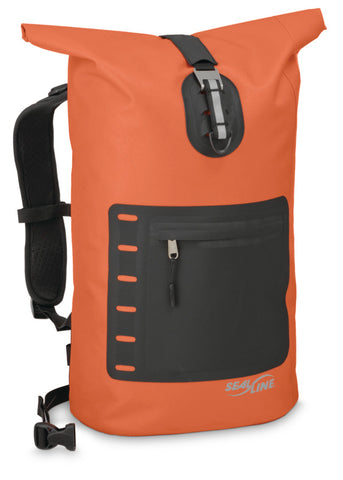 SealLine Urban Traveller Waterproof Backpack - Orange