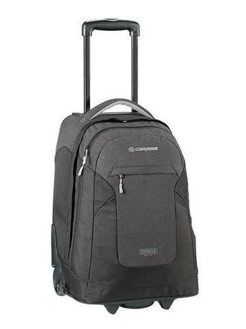 Caribee Voyager 35L Hybrid Travel Bag - Black