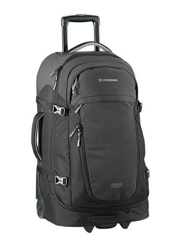 Caribee Voyager 75L Hybrid Travel Bag - Black