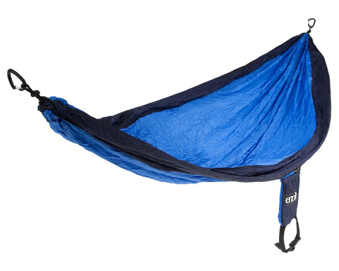 Eagles Nest Outfitters Single Nest Hammock - Navy/Royal