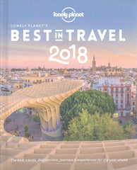 Lonely Planets Best in Travel 2018 Book