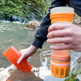 Grayl Ultralight Water Purifier - Orange