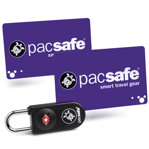 Pacsafe Prosafe TSA Approved Key-Card Lock