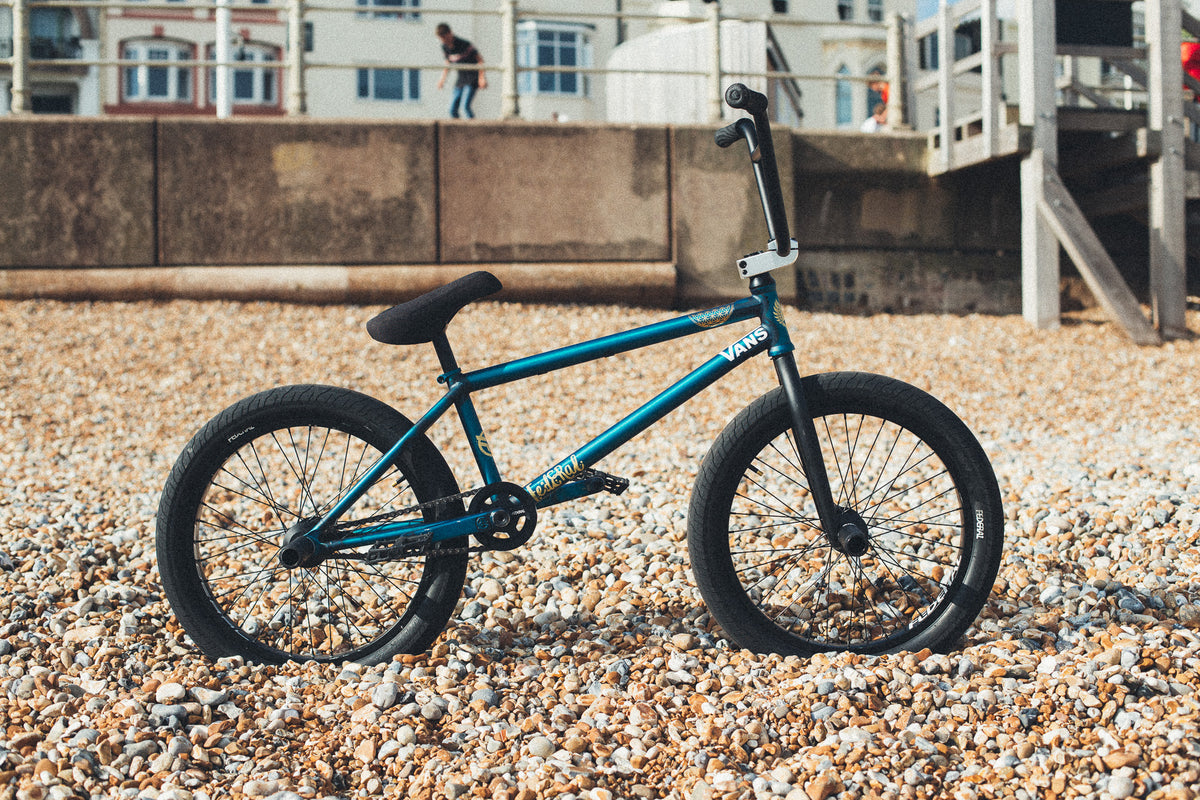Anthony Perrin 2018 Bike Check
