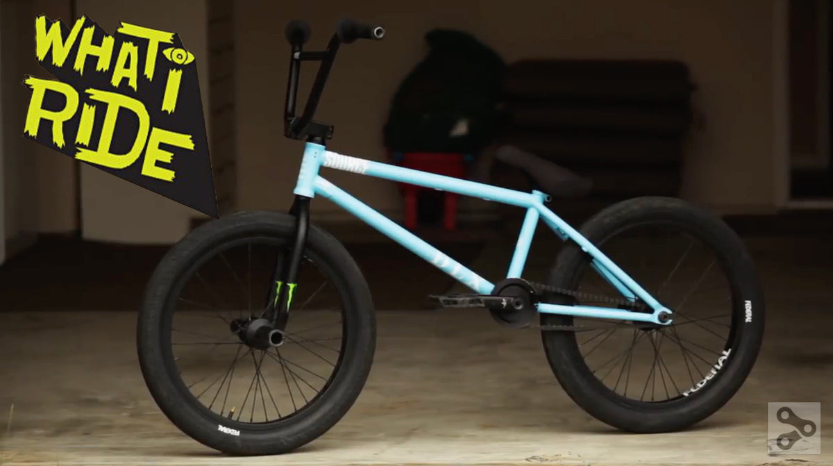 Dan Lacey - 2018 Video Bike Check