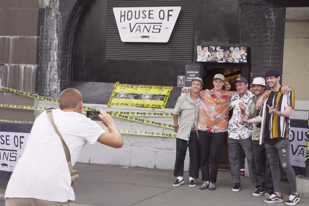 FTS - World Premiere At House Of Vans London