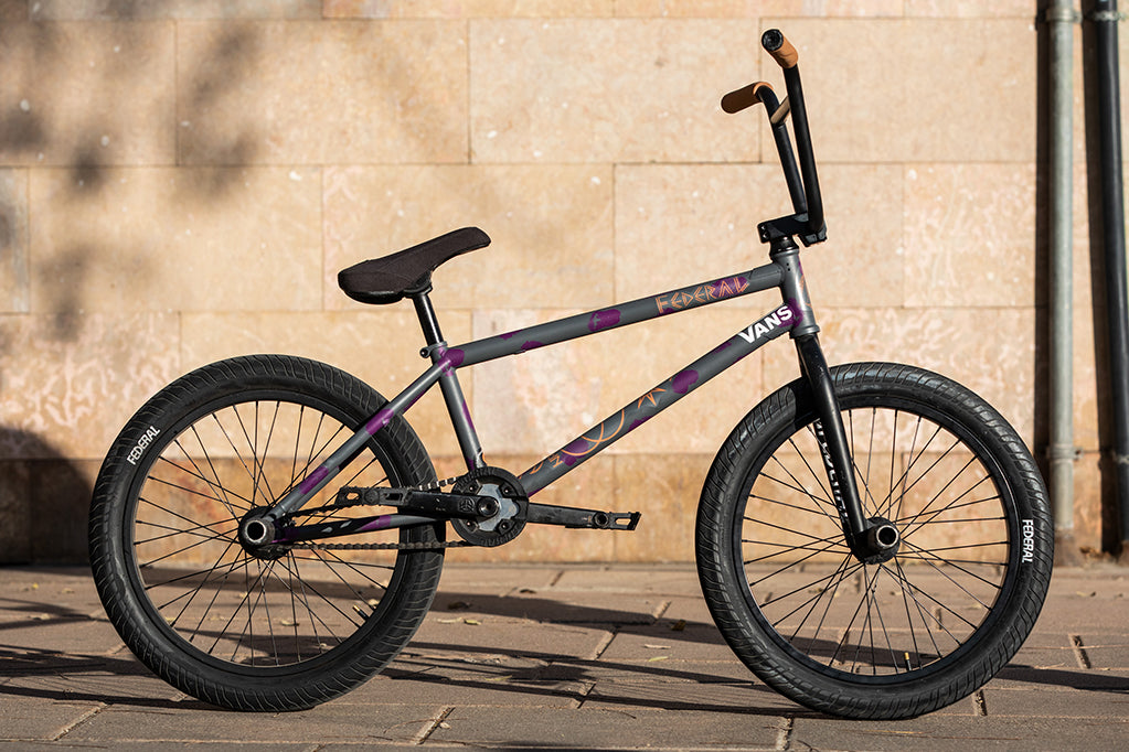 Anthony Perrin - Bike Check
