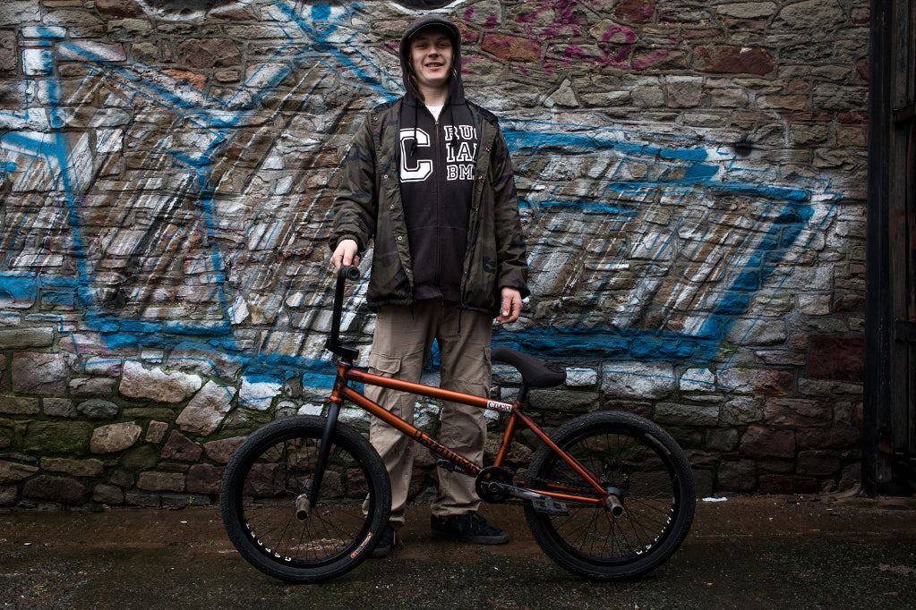YOG - Welcome to the team & bike check