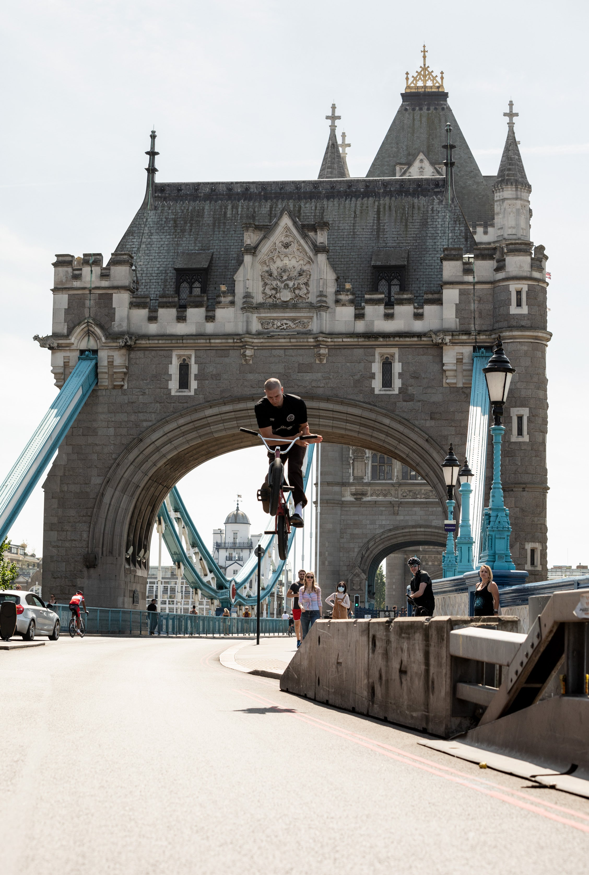 bill Cooper federal bikes tower bridge barspin bmx