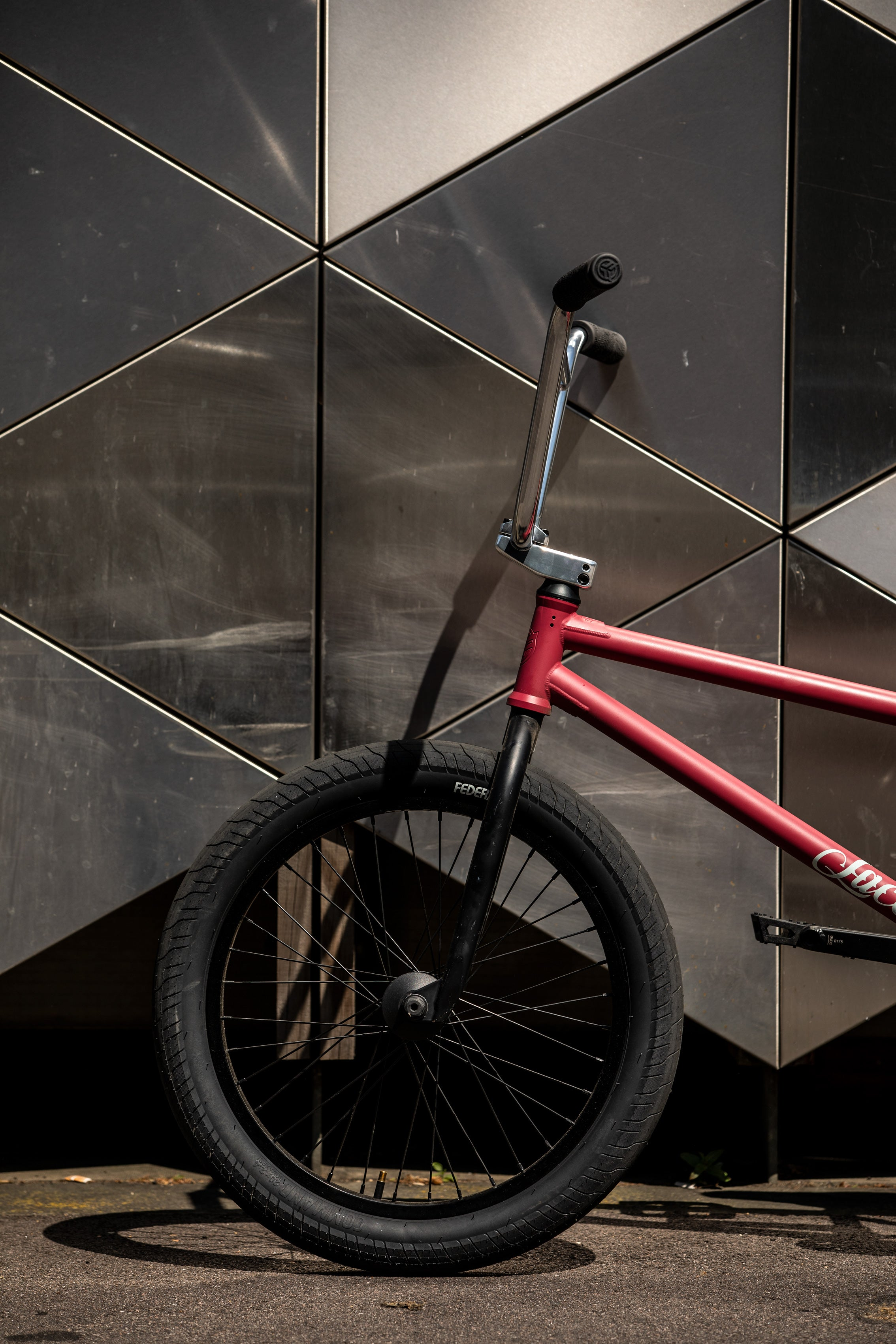 federal bikes bmx Lacey cranberry 2020 bike check