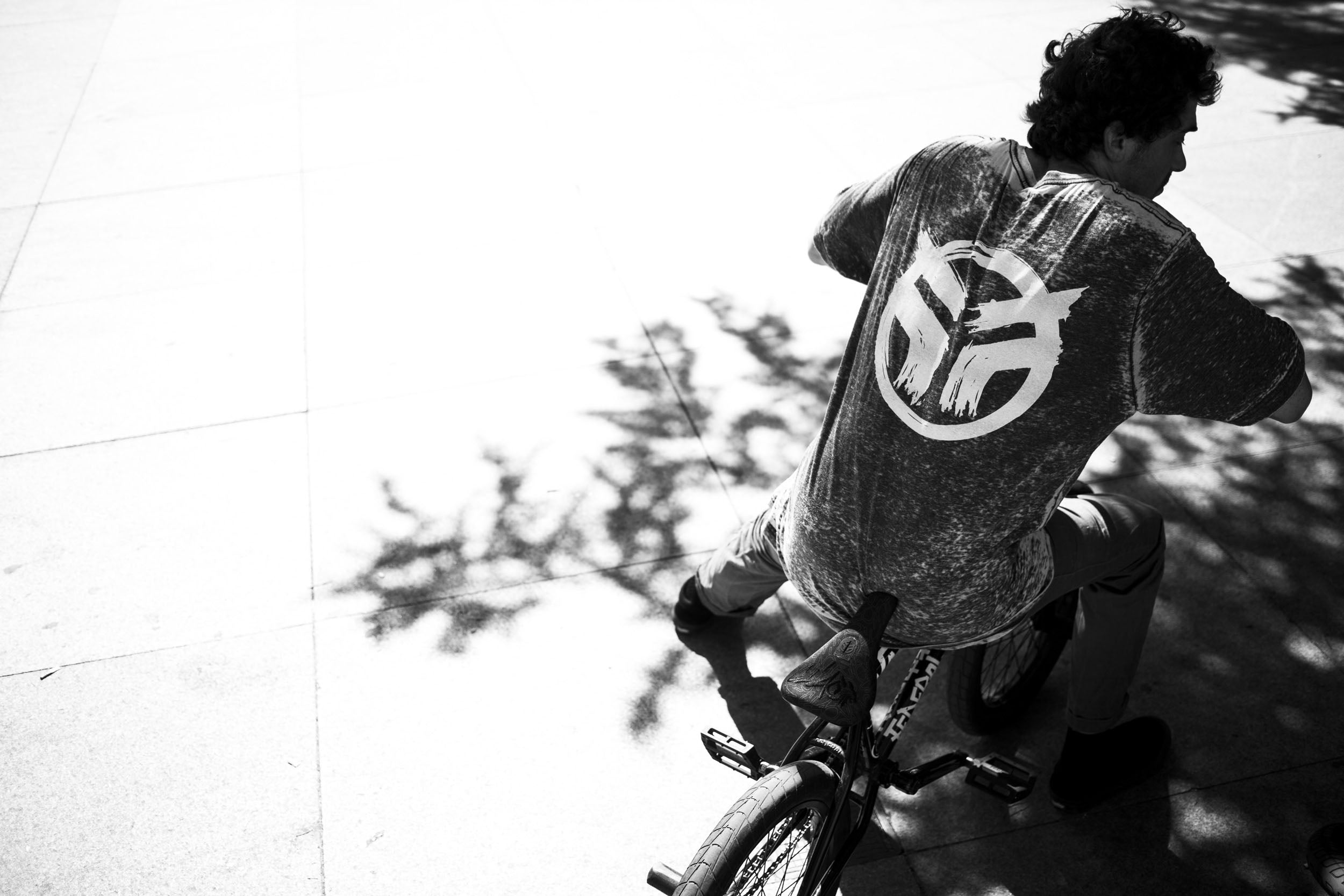 FEDERAL BRUNO HOFFMANN MADRID BMX
