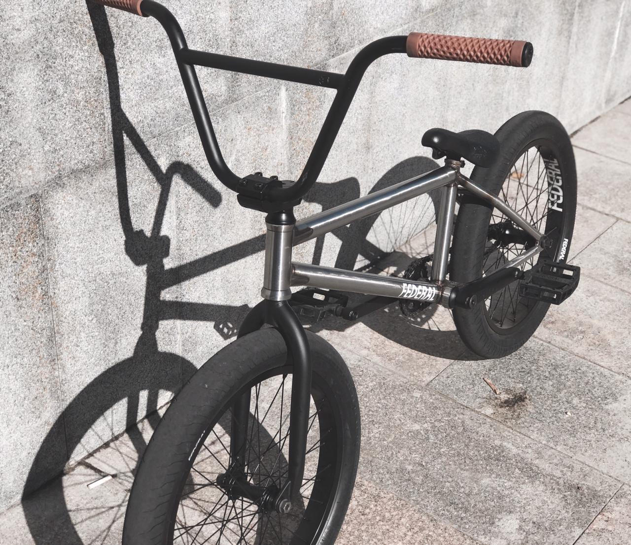 federal bikes bmx rich forne bike check