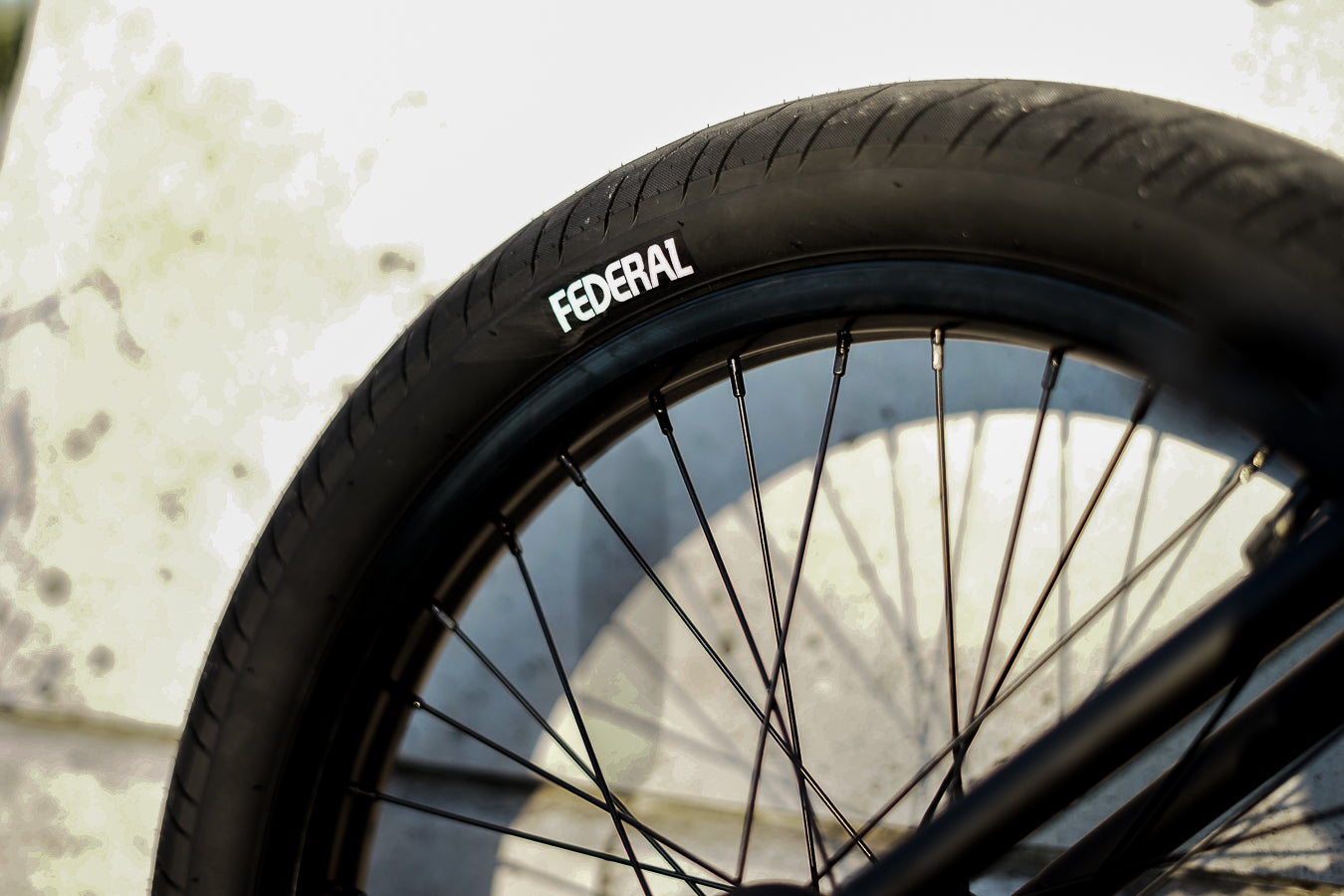 Federal BMX - Carlos Vinuesa bike check