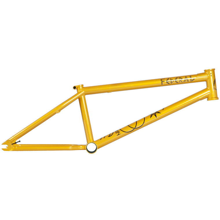 Federal Perrin ICS2 Frame - Gloss Gold