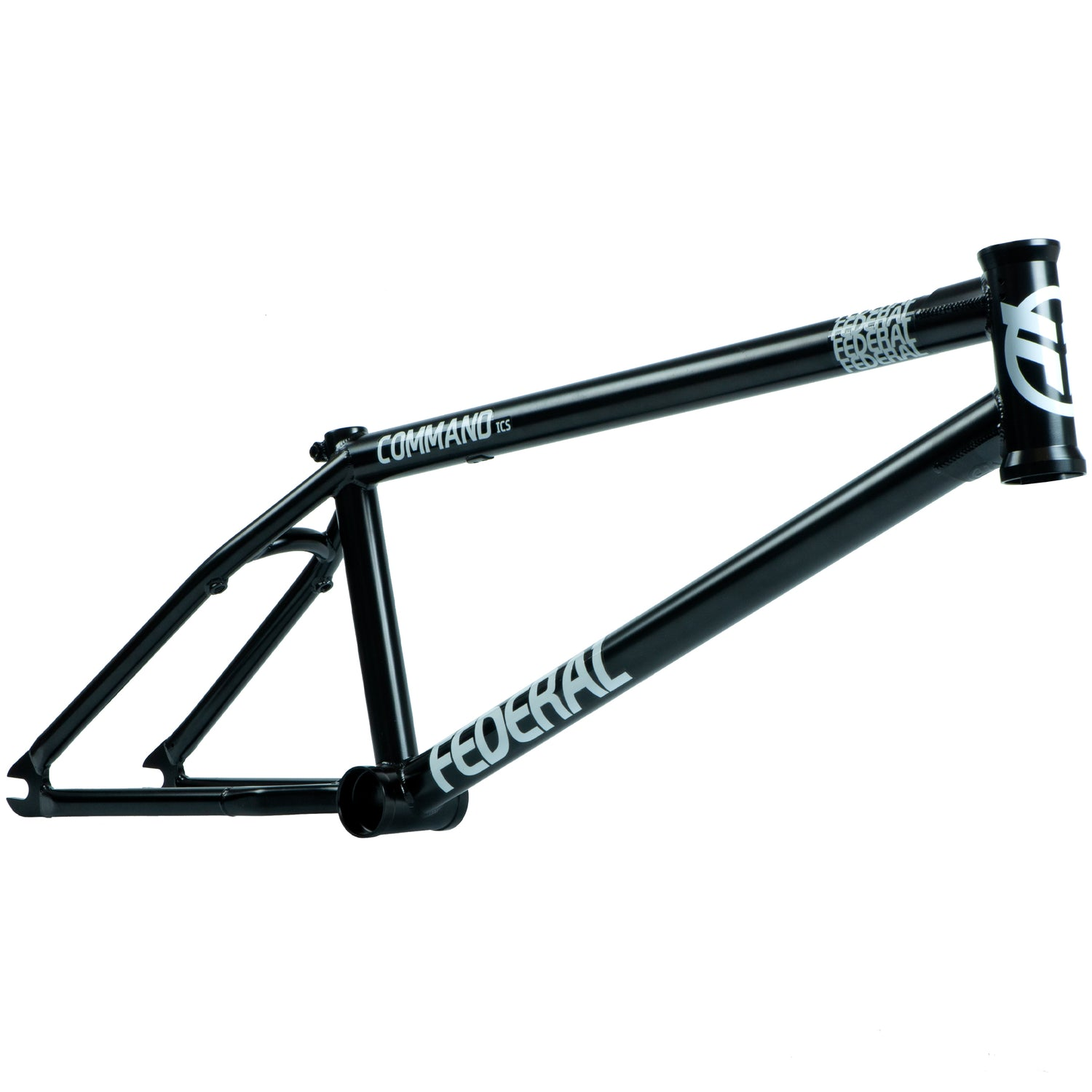 Federal Command ICS Frame - ED Black | BMX