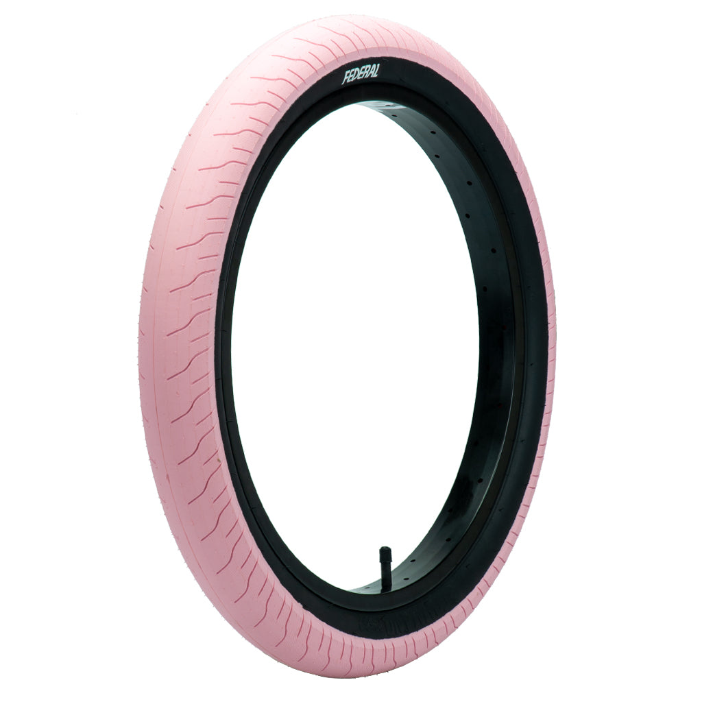 Federal Command LP Tyre - Pink With Black Sidewall 2.40"