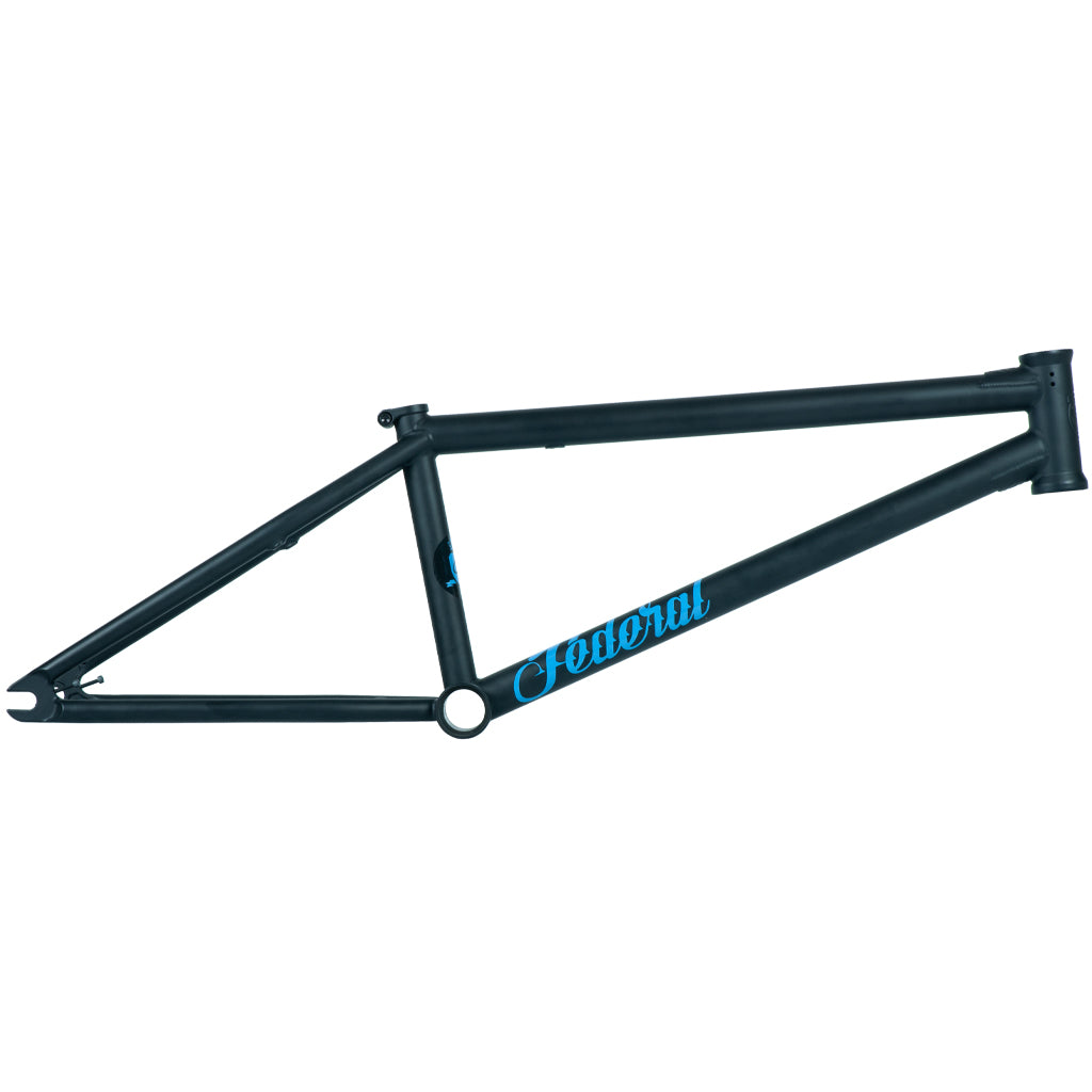 Federal Lacey Frame - Matt Black | BMX