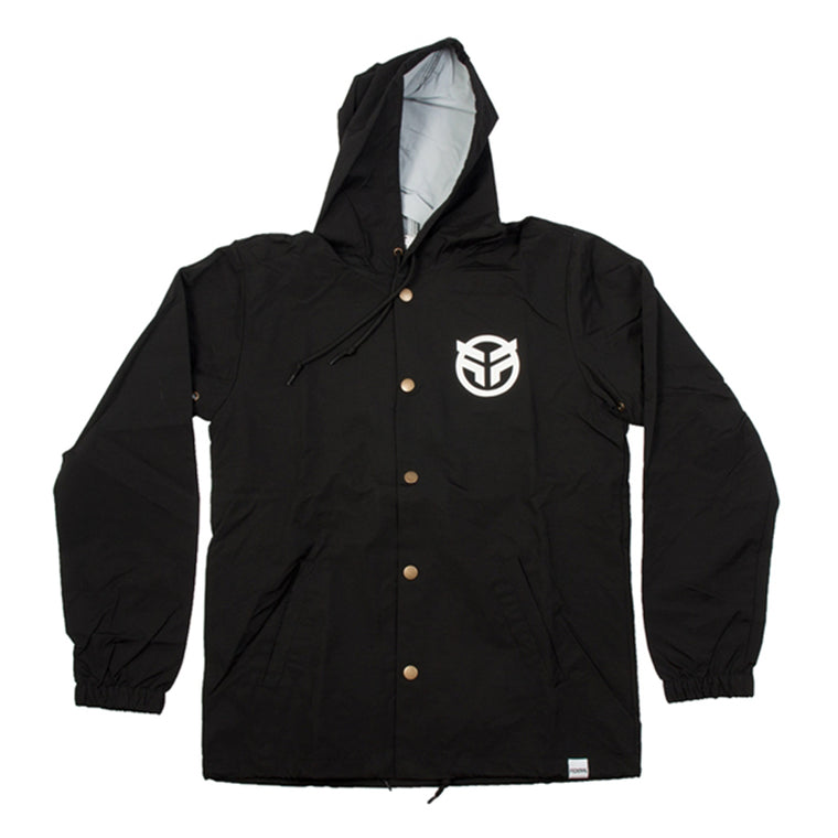 Federal Logo Jacket - Black