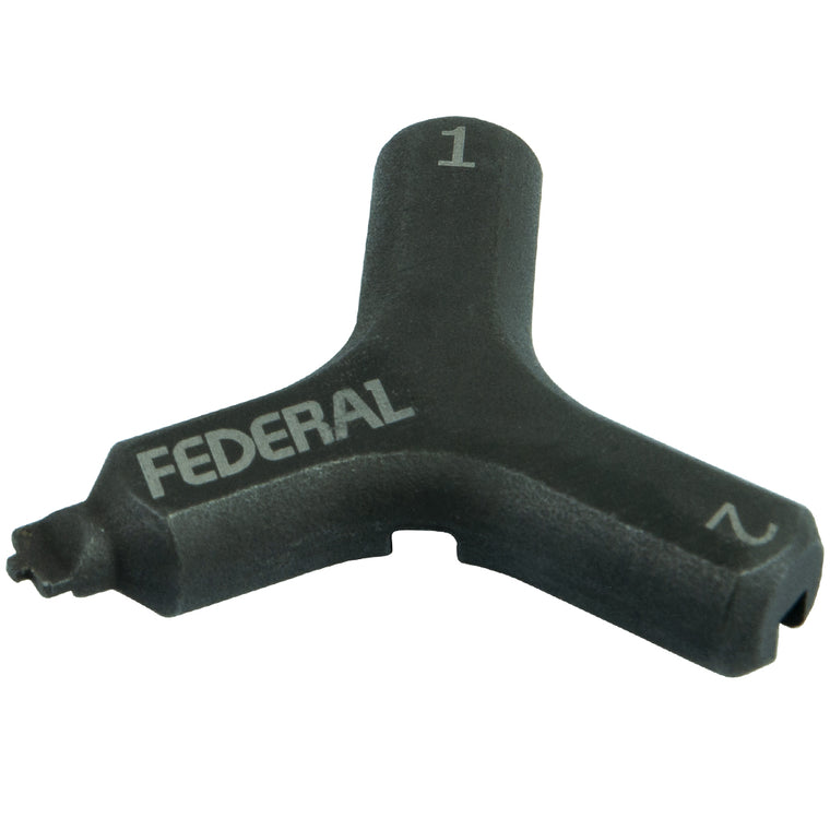 Federal Stance Spoke Key - Black