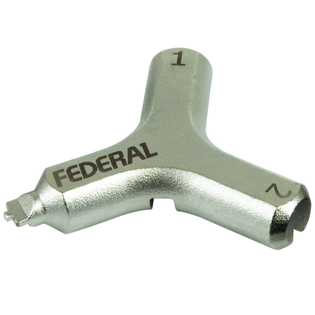 Federal Stance Spoke Key - Nickel | BMX
