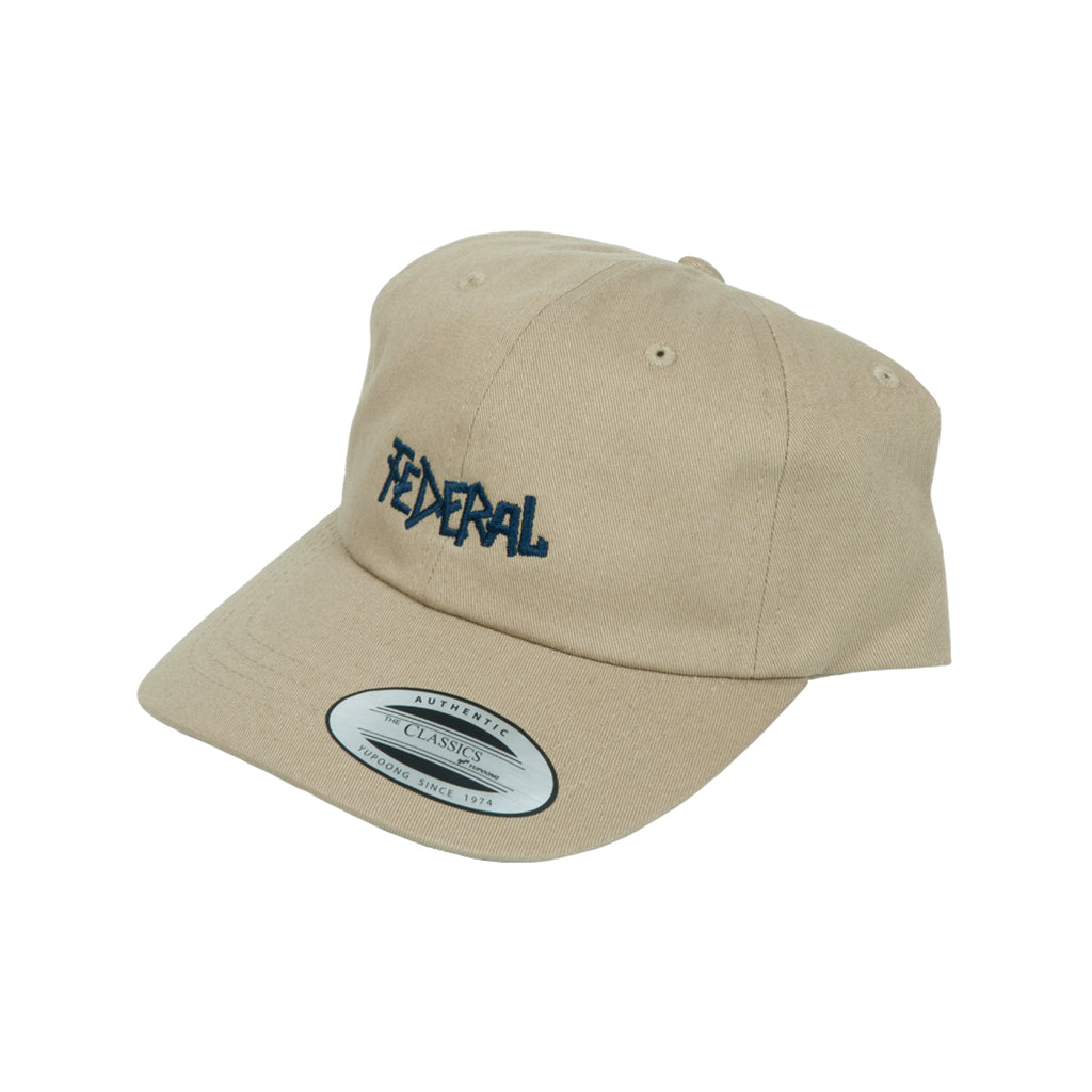 Federal Dad Cap - Khaki