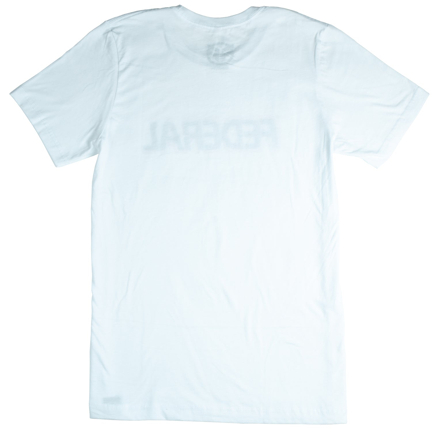 Federal Double Vision T-Shirt - White