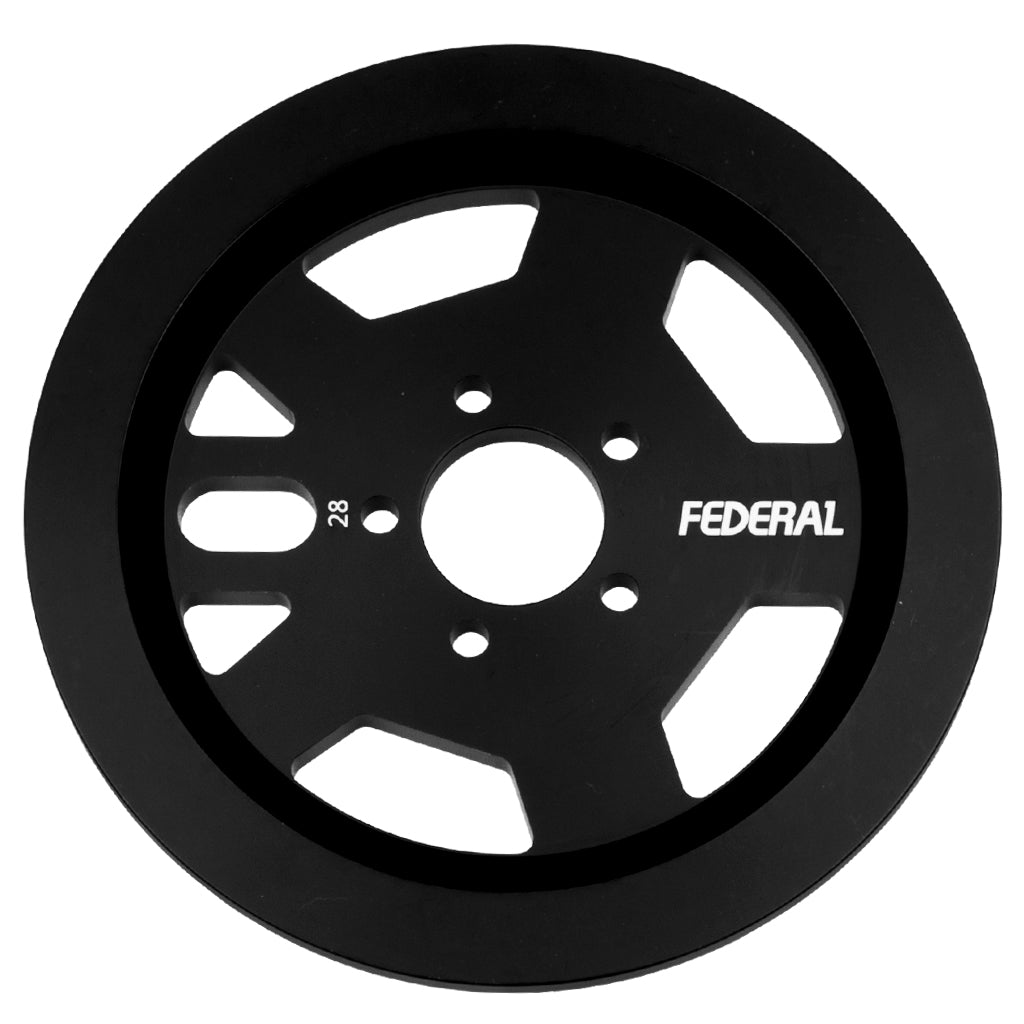 Federal AMG Guard Sprocket - Black | BMX