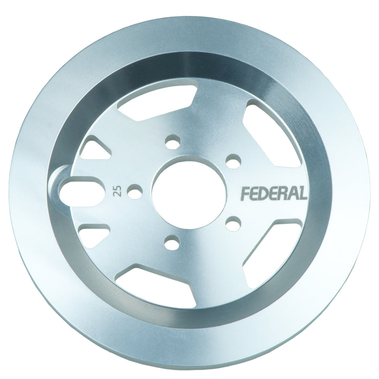Federal AMG Guard Sprocket - Silver