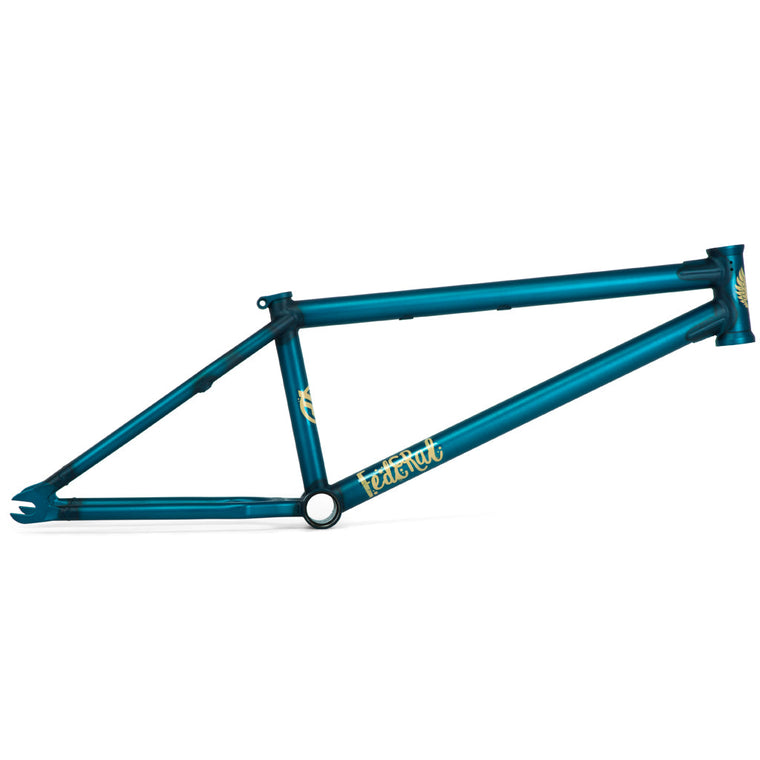 Federal Perrin ICS Frame - Matt Clear Teal