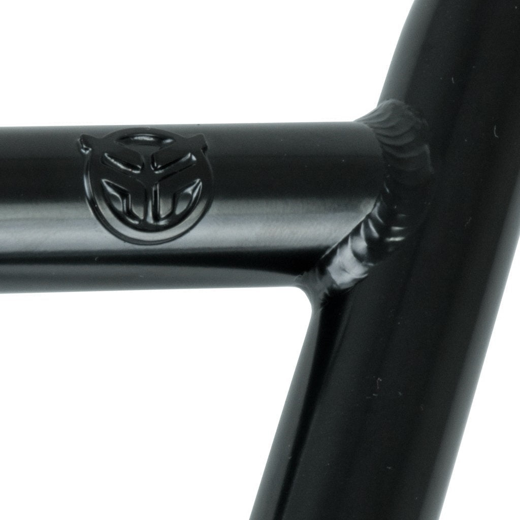 Federal Assault Bars - Matt Black